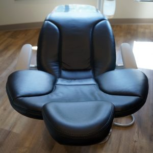 Posh Leather Dental Recliner